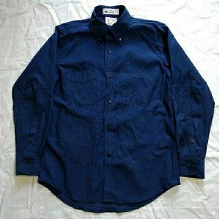 エビス(EVISU)のEVISU ボタンダウンシャツ 5サイズ 送料無料(シャツ)