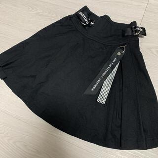 lovetoxic - lovetoxic ラブトキシック スカパン 150 スカート パンツ