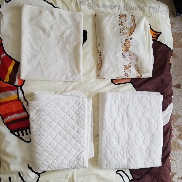 西川(ニシカワ)のベビー布団セット 京都西川 キッズ/ベビー/マタニティの寝具/家具(ベビー布団)の商品写真
