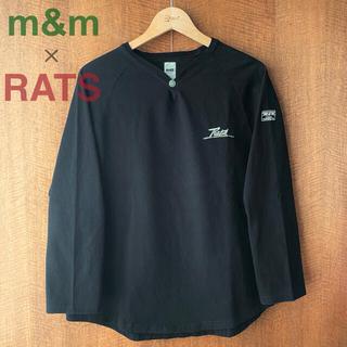 ラッツ(RATS)のRATS × m&m custom performance 初期ラグランスリーブ(Tシャツ/カットソー(七分/長袖))