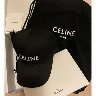 セリーヌ(celine)のceline 2021SS ベースボールキャップ BL Lサイズ(キャップ)