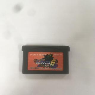 ゲームボーイアドバンス(ゲームボーイアドバンス)のロックマンエグゼ6 電脳獣グレイガ(携帯用ゲームソフト)