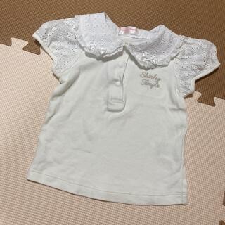 シャーリーテンプル(Shirley Temple)の半袖 ブラウス(Tシャツ/カットソー)