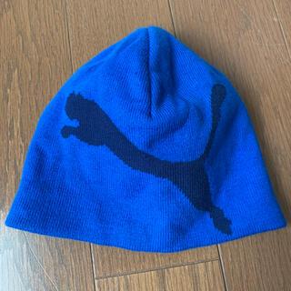 プーマ(PUMA)のプーマ PUMA  ニット帽 子供用(帽子)
