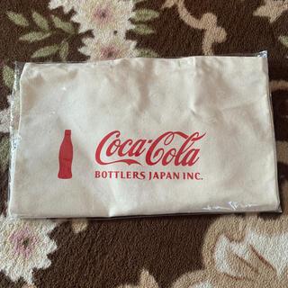 コカコーラ(コカ・コーラ)のコカコーラ トートバッグ 完全未開封(トートバッグ)
