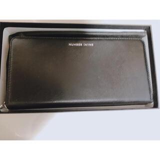 ナンバーナイン(NUMBER (N)INE)のナンバーナイン  財布(長財布)
