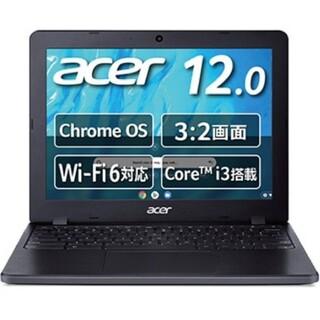 エイサー(Acer)の日本エイサー 12型ノートPC Chromebook Core i3(ノートPC)