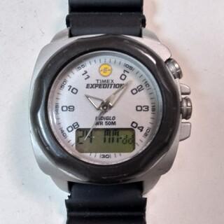 タイメックス(TIMEX)のタイメックス EXPEOITION腕時計(腕時計(アナログ))