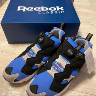 リーボック(Reebok)の新品未使用品 Reebok スニーカー ポンプフューリー(スニーカー)
