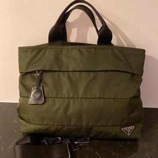 PRADA - プラダ 2way bag