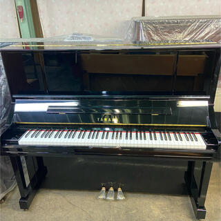ヤマハ(ヤマハ)のヤマハ中古ピアノYU30 2002年製(ピアノ)