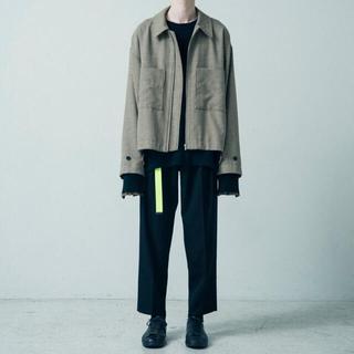SUNSEA - stein 19ss EX Wide Trousers