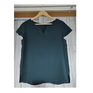 プラステ(PLST)のPLST ブラウス Mサイズ 美品(シャツ/ブラウス(半袖/袖なし))