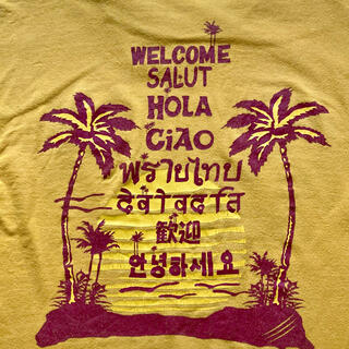 オアグローリー(or Glory)の【Or Glory】T-Shirt /S(Tシャツ/カットソー(半袖/袖なし))