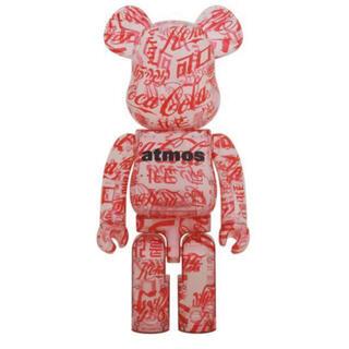 メディコムトイ(MEDICOM TOY)のBE@RBRICK atmos × Coca-Cola 1000% CLEAR(その他)