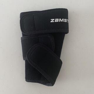 ザムスト(ZAMST)のザムスト すね用サポーター 左Mサイズ(トレーニング用品)