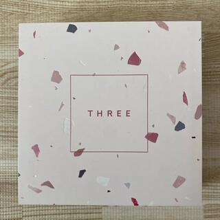 THREE - three バスオイル