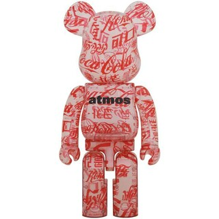 BE@RBRICK atmos × Coca-Cola 1000% CLEAR(その他)