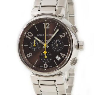 LOUIS VUITTON - ルイヴィトン  タンブール クロノ Q1121 自動巻き メンズ 腕時計