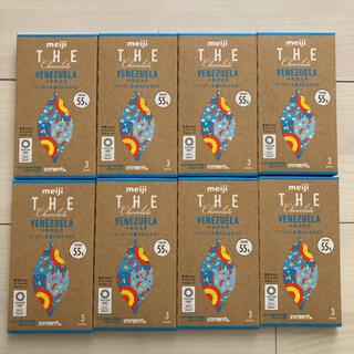 明治 - 明治ザ・チョコレート ベネズエラ 8箱
