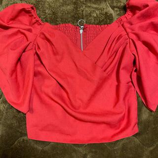 ロイヤルパーティー(ROYAL PARTY)の一回着用❤️(Tシャツ(半袖/袖なし))