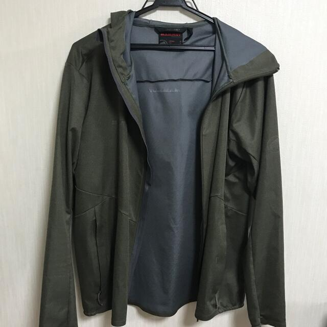 Mammut(マムート)のMAMMUT Ultimate メンズジャケット メンズのジャケット/アウター(マウンテンパーカー)の商品写真