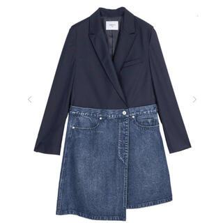 Ameri VINTAGE - denim docking jacket amerivintage