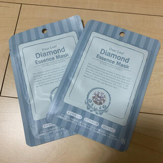 ダイヤモンドエッセンスマスク(パック/フェイスマスク)
