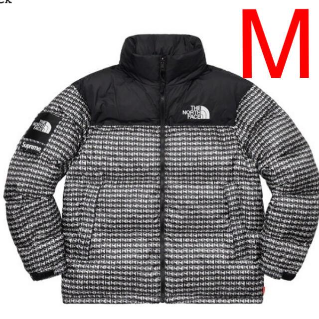 Supreme(シュプリーム)の送込!Mサイズ 21ss Supreme North Face スタッズ ヌプシ メンズのジャケット/アウター(ダウンジャケット)の商品写真