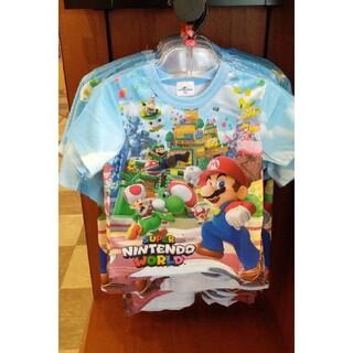 ユニバ USJ  限定 マリオ Tシャツ(Tシャツ/カットソー)