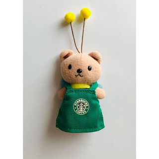 スターバックスコーヒー(Starbucks Coffee)のスターバックスコーヒー 蜜蜂クマ マグネット(キャラクターグッズ)