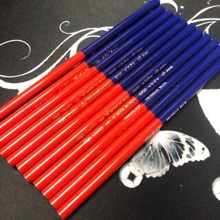 トンボエンピツ(トンボ鉛筆)の赤青鉛筆(鉛筆)