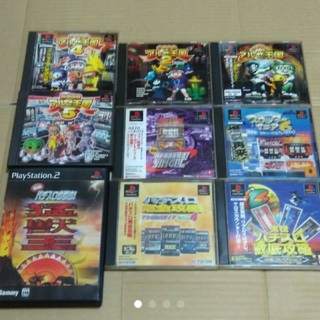 プレイステーション(PlayStation)のPS パチスロ(家庭用ゲームソフト)