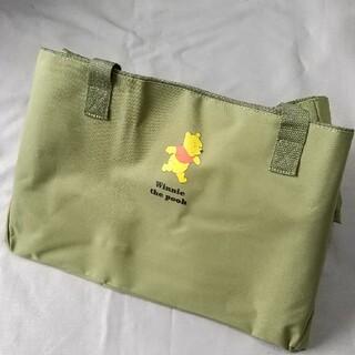 クマノプーサン(くまのプーさん)のくまのプーさんレジかごお買い物バッグsweet 付録(ファッション)