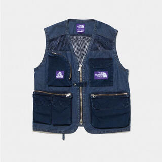 THE NORTH FACE - PALACE NORTH FACE PURPLE LABEL Mesh Vest