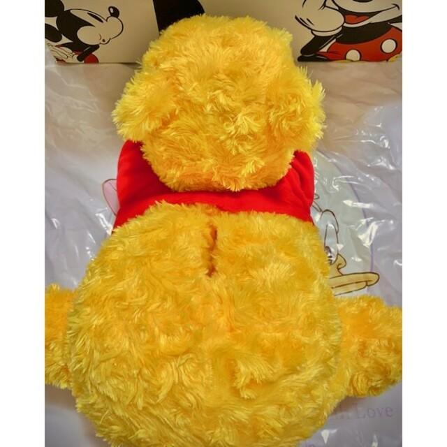 くまのプーさん(クマノプーサン)のyuzu pooh ティッシュケース ティッシュカバー エンタメ/ホビーのおもちゃ/ぬいぐるみ(キャラクターグッズ)の商品写真