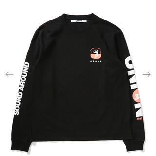 シュプリーム(Supreme)のUNION ORIGINAL SOUND CLASH L/S TEE ユニオン(Tシャツ/カットソー(七分/長袖))