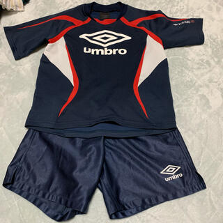 UMBRO - アンブロ サッカーウエア 130