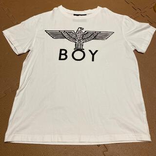 Boy London - BOY London ボーイロンドン 白 Tシャツ サイズS