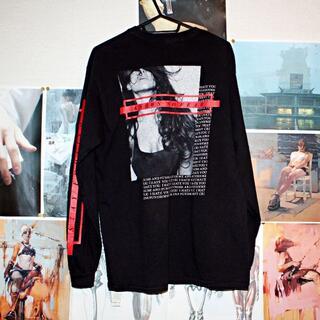 フーガ(FUGA)のFUGA/ロンT/44/M/バックプリント(Tシャツ/カットソー(七分/長袖))