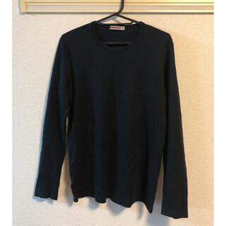 プラダ(PRADA)のPRADA プラダ スポーツ ロングTシャツ(Tシャツ/カットソー(七分/長袖))