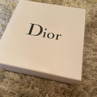 クリスチャンディオール(Christian Dior)のdior 空箱(ラッピング/包装)