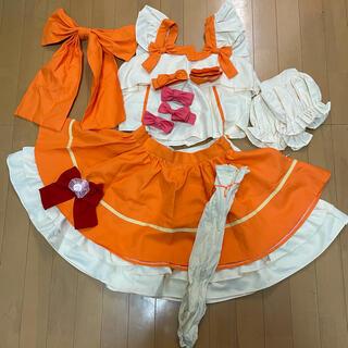 マクロスF  ランカリー 星間飛行 コスプレ衣装(衣装一式)
