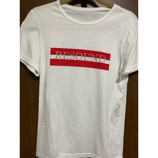 ワイスリー(Y-3)の朝倉未来着用。resoundclothing 半袖tシャツ(Tシャツ/カットソー(七分/長袖))