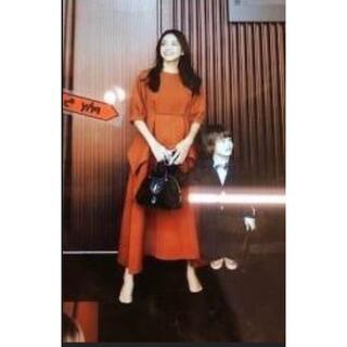 エンフォルド(ENFOLD)の滝沢眞紀子さんの着用⭐︎y/m⭐︎誌面掲載⭐︎極美品ワンピース(ロングワンピース/マキシワンピース)