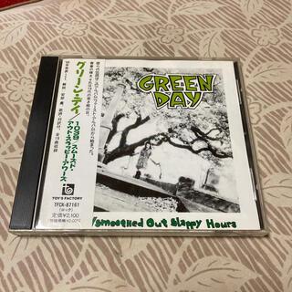 グリーンデイ 1039/スムースド・アウト・スラッピー・アワーズ国内盤(ポップス/ロック(洋楽))