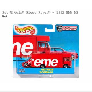 シュプリーム(Supreme)のSupreme Hot Wheels Fleet Flyer+ 1992 BMW(ミニカー)