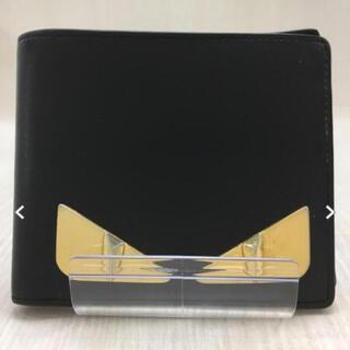フェンディ(FENDI)の【FENDI フェンディ モンスター 折り財布】(折り財布)