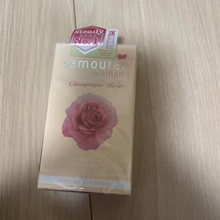 サムライ(SAMOURAI)のサムライウーマン シャンパンローズ オードパルファム 40ml(香水(女性用))