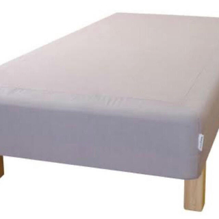 イケア(IKEA)の 脚付きマットレス ikea セミ ダブル(脚付きマットレスベッド)